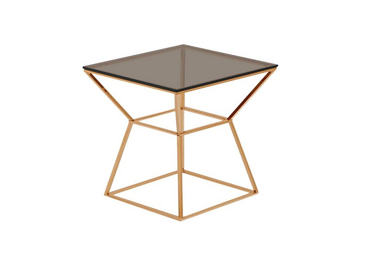 Luxe Lamp Table in  on Furniture Village