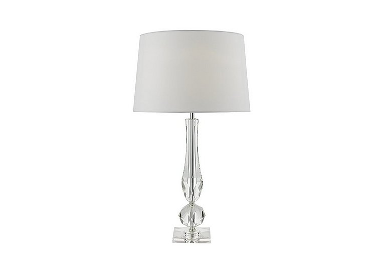 Macy Table Lamp in  on Furniture Village