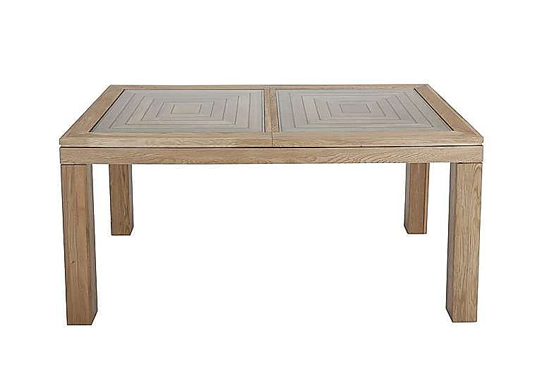 Maze Small Extending Dining Table in  on Furniture Village