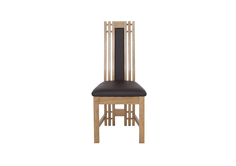Modena Wooden Dining Chair in  on Furniture Village