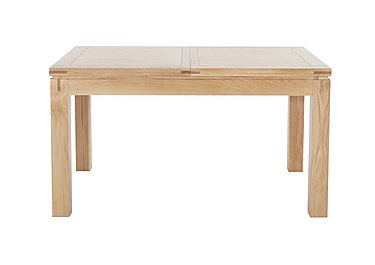 Modena Large Extending Dining Table in  on Furniture Village