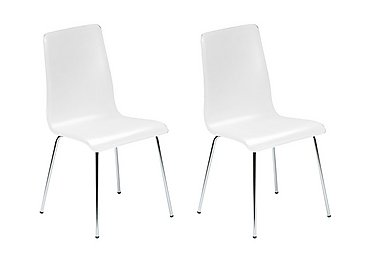 Milo Pair of Chairs in  on Furniture Village
