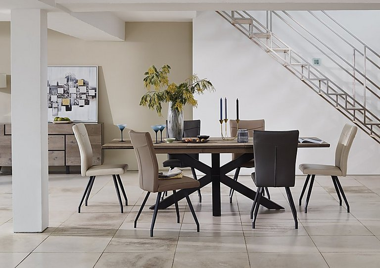 Michigan Extending Dining Table