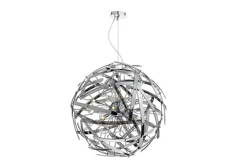 Melba 12 Light Pendant in  on Furniture Village
