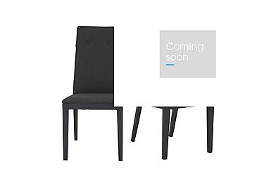 Monaco Pair of Fabric Dining Chairs in  on Furniture Village
