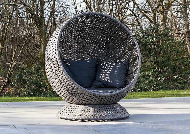 Monte Carlo Pod Chair Alexander Rose Furniture Village