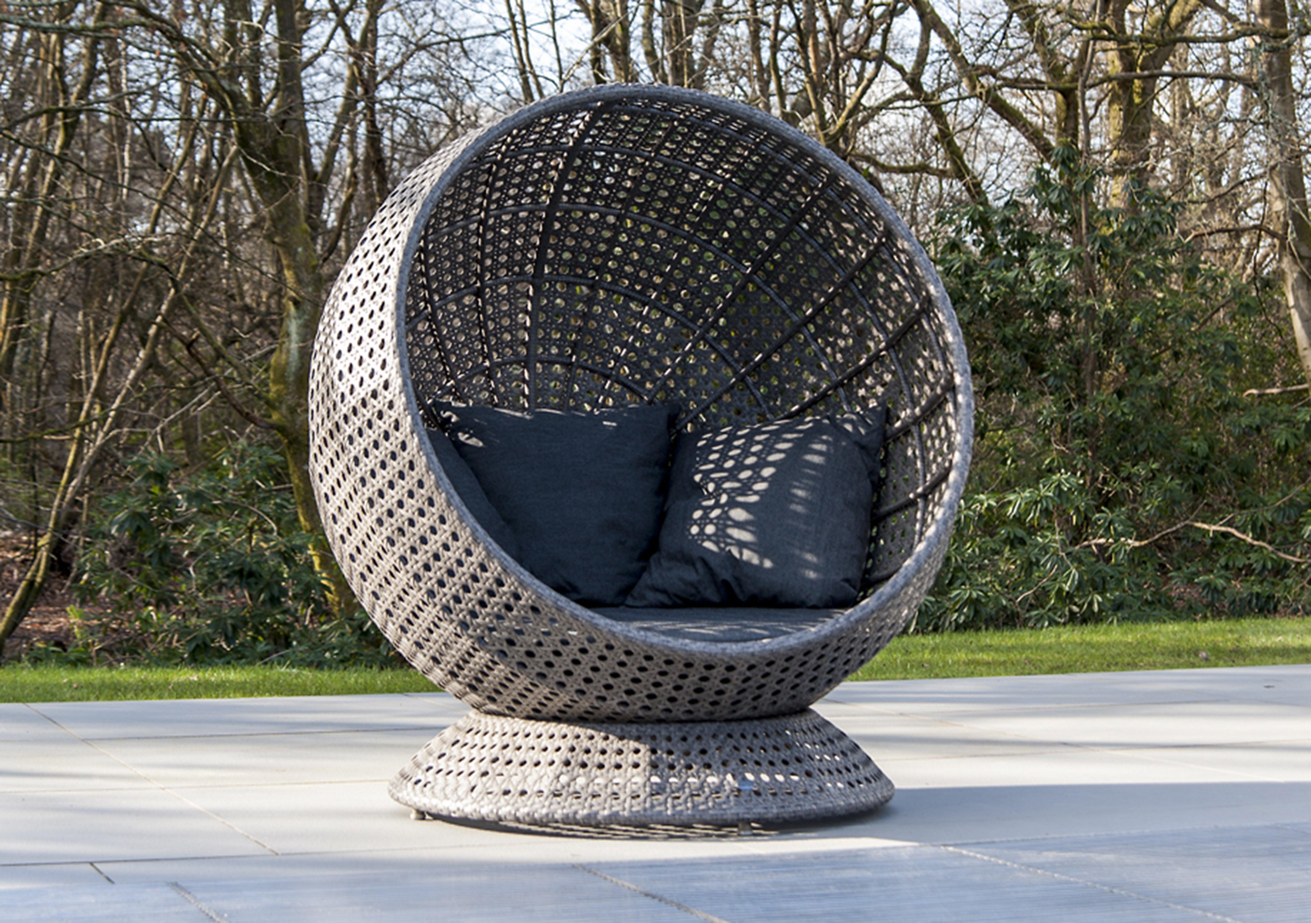 Monte Carlo Pod Chair Alexander Rose Furniture Village