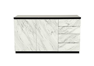 Mont Blanc Wide Sideboard in  on Furniture Village