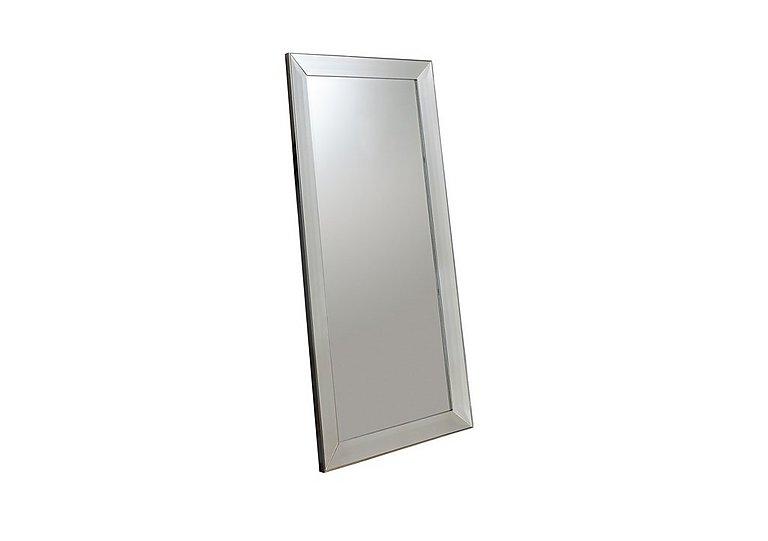 Modena Leaner Mirror in  on Furniture Village