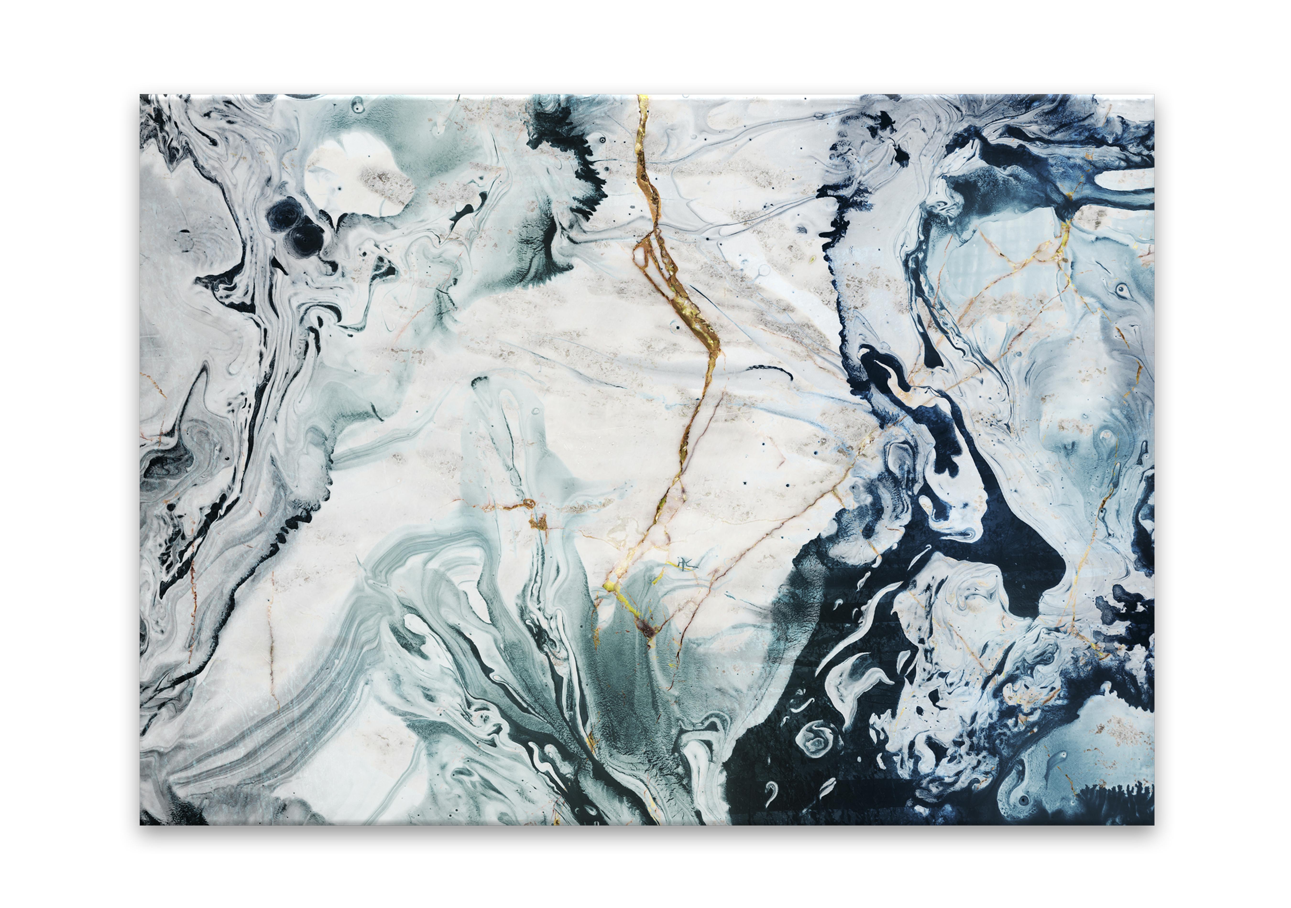 Marble 1 Glass Wall Art Furniture Village