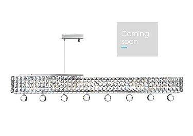 Matrix 6 Light Pendant in  on Furniture Village