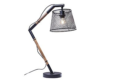 Net Table Lamp in  on Furniture Village