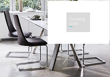 Nevada Extending Dining Table in  on Furniture Village