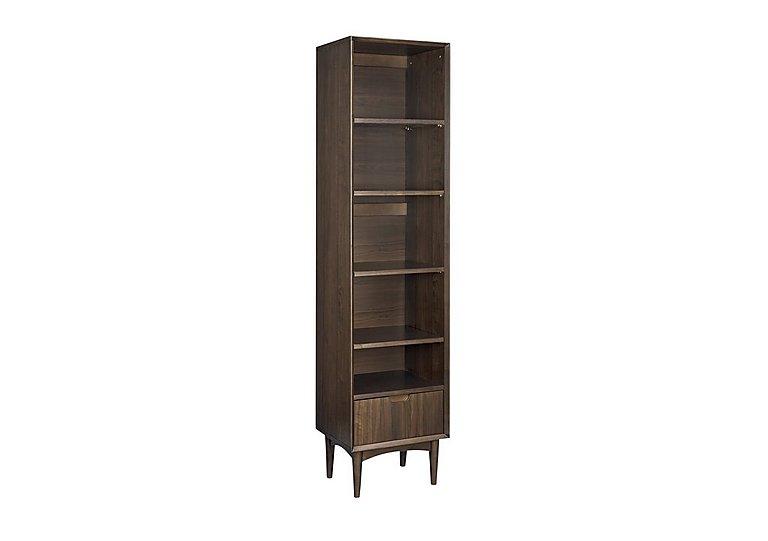 Nexus Narrow Bookcase in  on Furniture Village