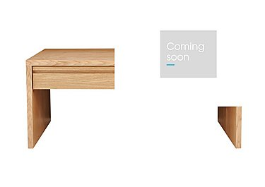 Orbit 2 Drawer Coffee Table in  on Furniture Village