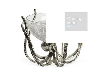 Octopus Stand and Glass Bowl in  on Furniture Village