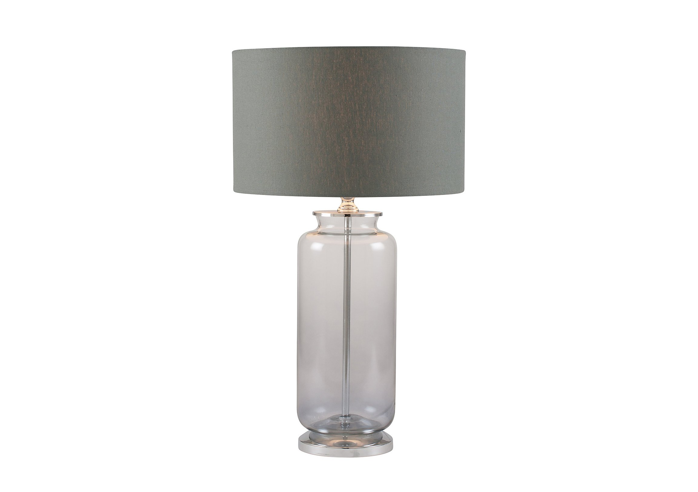 grey rustic ceramic lamp base table image udine