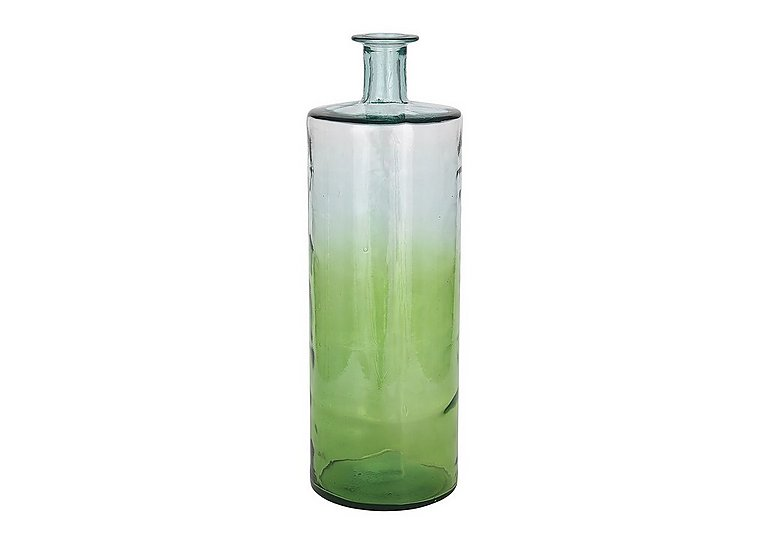Ombre Giant Bottle Vase in  on Furniture Village