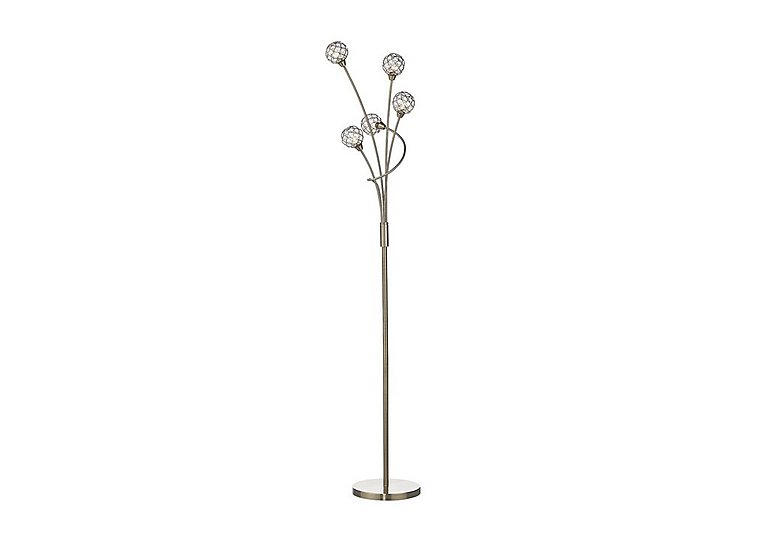 Orly Floor Lamp in  on Furniture Village