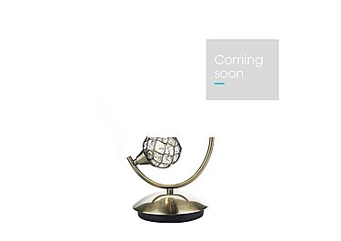 Orly Table Lamp in  on Furniture Village
