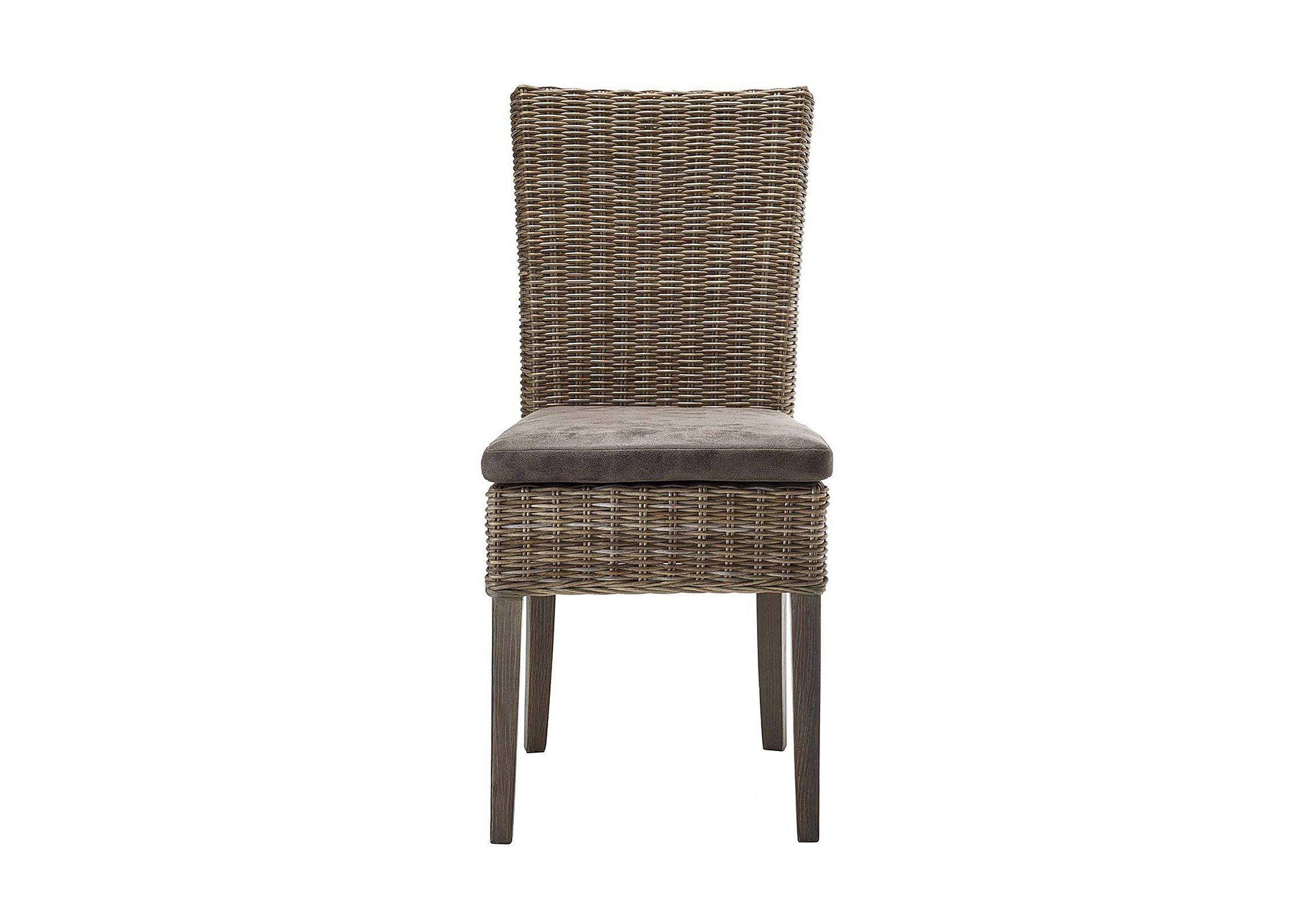 Habufa oslo rattan dining chair