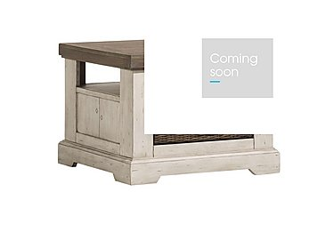Oslo Lamp Table in  on Furniture Village