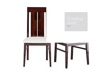 Palermo Pair of Side Dining Chairs in  on Furniture Village