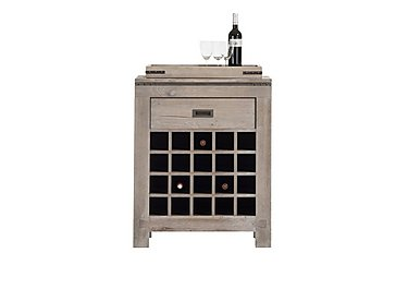 Panay Wine Cabinet in  on Furniture Village