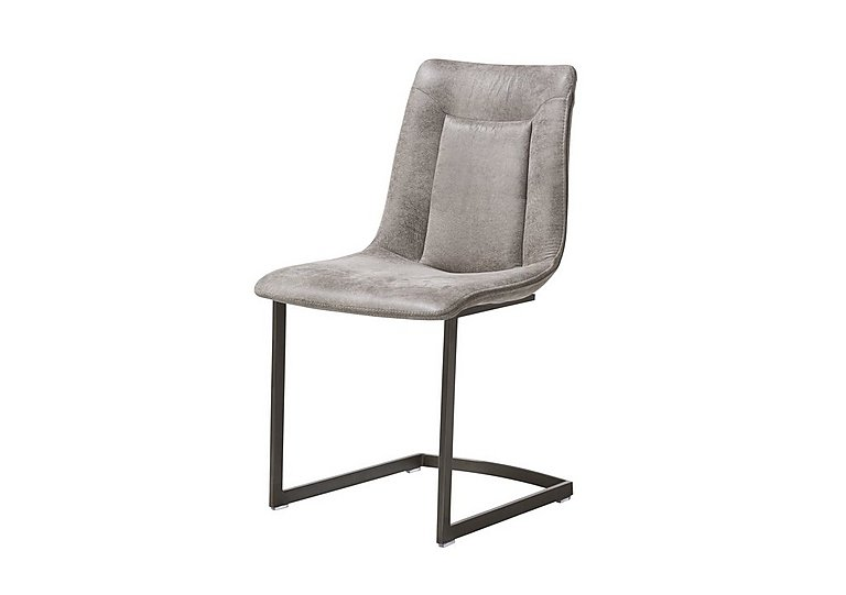 Panay Vintage Swing Frame Chair Grey in  on Furniture Village