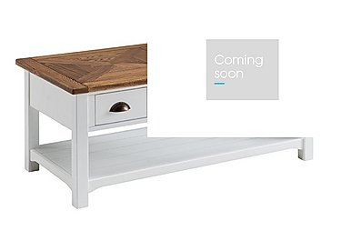 Parquet Coffee Table in  on Furniture Village