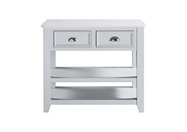 Padstow 2 Drawer Console Table in  on Furniture Village