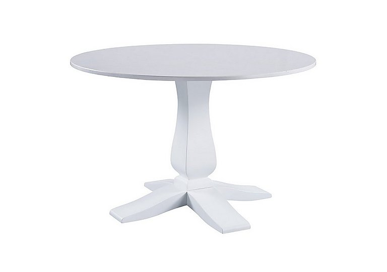 Padstow Round Pedestal Dining Table in  on Furniture Village
