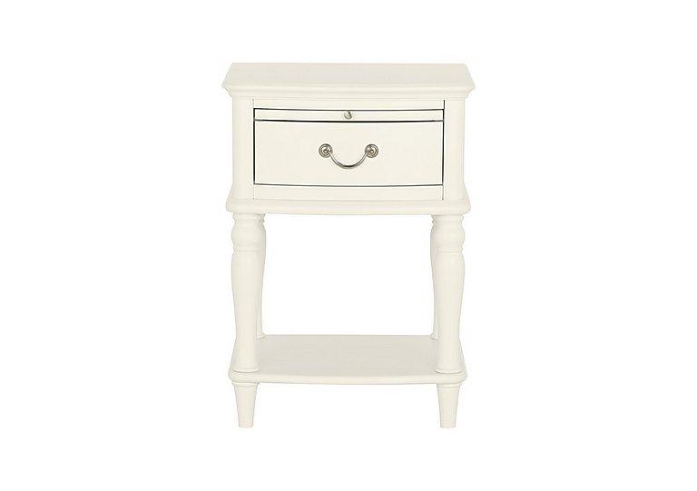 Penelope 1 Drawer Nightstand in  on Furniture Village