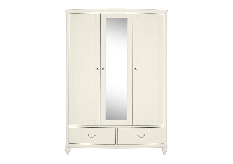 Penelope triple wardrobe furniture village for Furniture village wardrobes