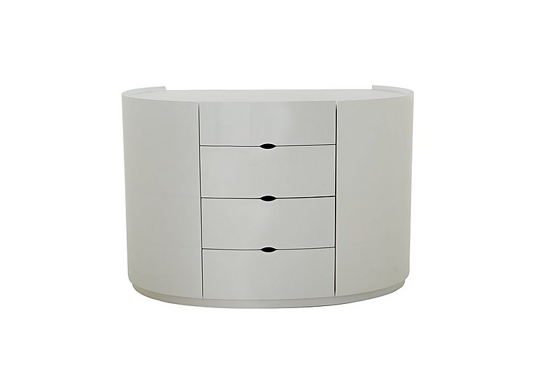 Polar 4 Drawer Dresser in  on Furniture Village