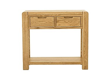 Portland Console Table in  on Furniture Village