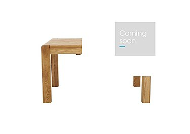 Portland Extending Dining Table in  on Furniture Village