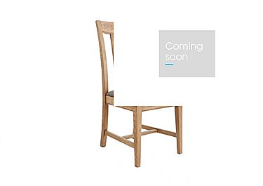 Provence Slatted Dining Chair in  on Furniture Village