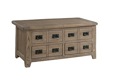 Provence Oak Coffee Table - Only One Left! in  on Furniture Village