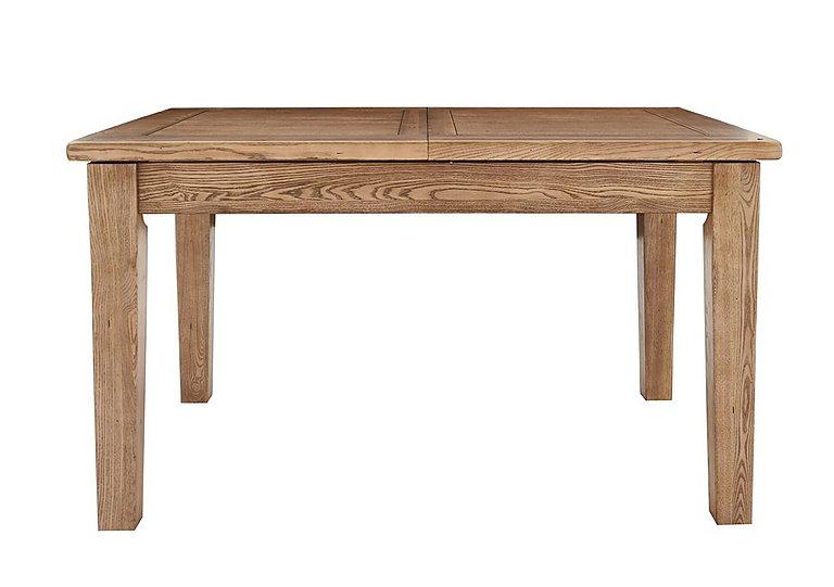 provence extending oak dining table furnitureland furniture village