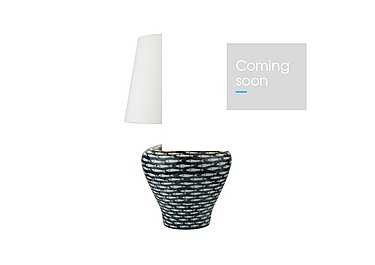 Pylos Table Lamp in  on Furniture Village