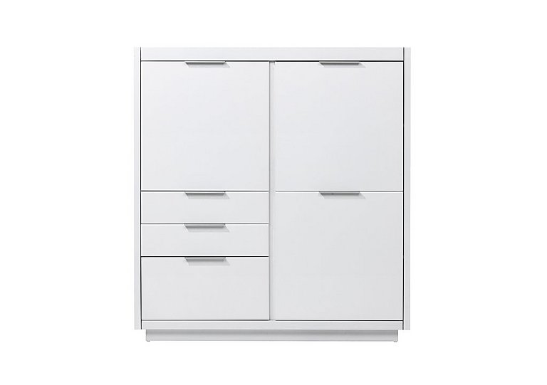 Quito Tall Cabinet in  on Furniture Village