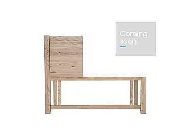 Roble King Size Panel Headboard - Limited Stock! in  on Furniture Village