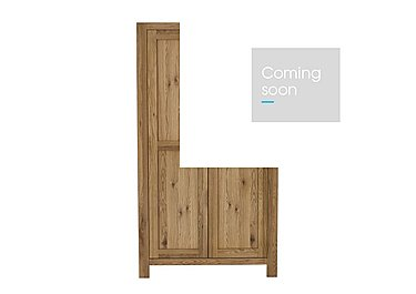 Roble Double Wardrobe - Only One Left! in  on Furniture Village