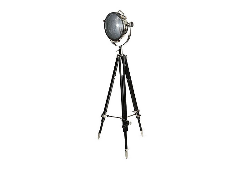 Rolls Headlamp Floor Lamp in  on Furniture Village