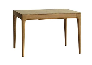 Romana Small Extending Dining Table in  on Furniture Village