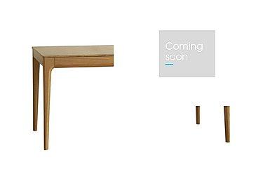 Romana Medium Extending Dining Table in  on Furniture Village