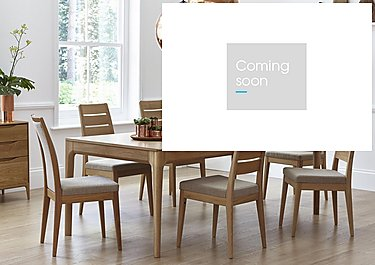 Romana Large Extending Dining Table in  on Furniture Village