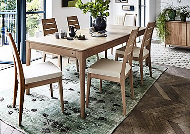 Oak Dining Tables Chairs