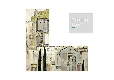 The Rooftops Grands Canvas Picture in  on Furniture Village
